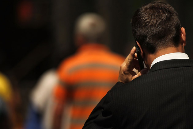 How Many Millions of Cellphones Are Police Watching?