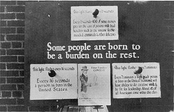 Readers Digest Pushes Eugenics