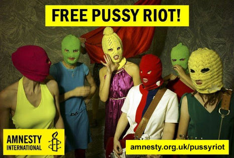 "The Pussy Riot Plot – How the US State Dept. & NED Engineered a Hypocritical ""Free Speech"" Scandal"