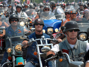 Feds Tear Down Neo-Nazi Biker Gangs Ready for Race War