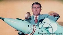 Werner von Braun & V-2, the First Space Rocket