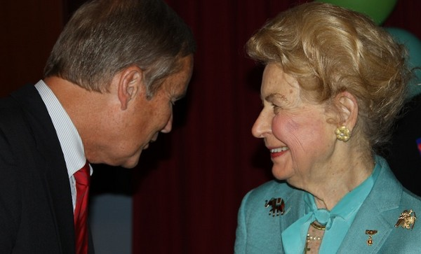 Eagle Forum's Phyllis Schlafly Endorses Legitimate Rape Expert Todd Akin in Missouri Race