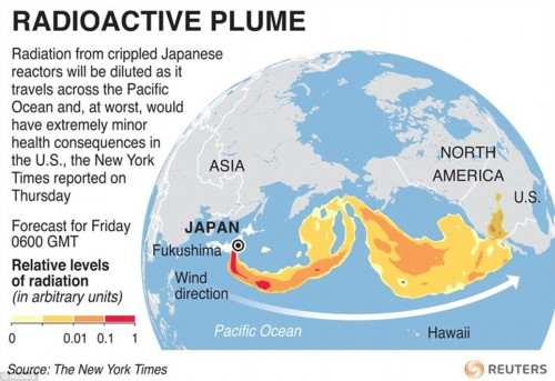 International Journal of Health Services: Fukushima Radiation Has Already Killed 14,000 Americans