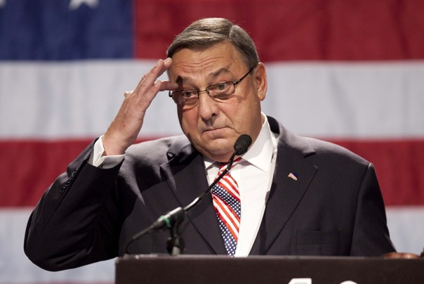 Delaware Democrats Respond to Gov. of Maine's Comparison of IRS to the Gestapo