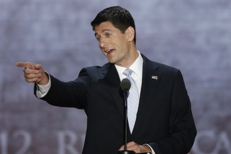 Paul Ryan Blames Minorities for Getting Themselves Shot
