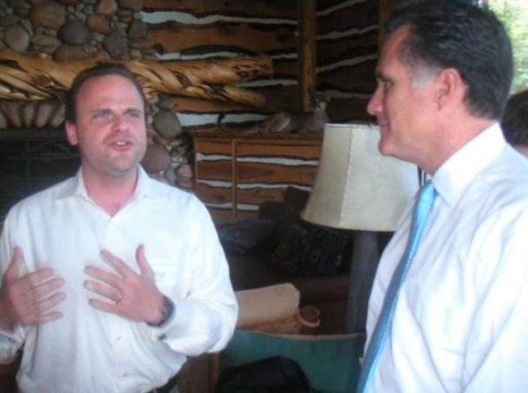 Mitt Romney's Pal, Serial Rapist Greg Peterson, Commits Suicide While Out On Bail