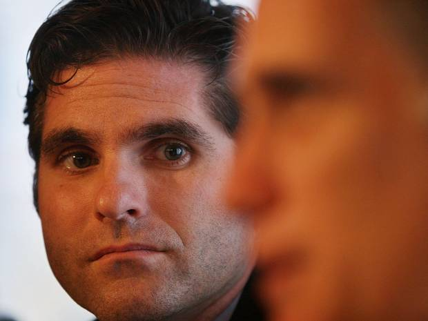 Tagg Romney's Team of Crony Capitalists, Drug Traffickers, Ponzi Schemers & a Voting Machine Manufacturer