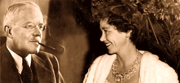 Queen Frederika's Affair With CIA Chief Allen Dulles