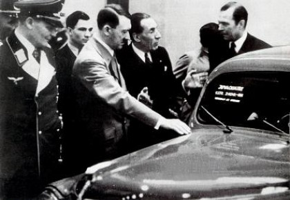 Heirs of Nazi Collaborator Louis Renault Lose Bid for Compensation