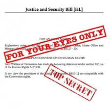 UK: Activists Step Up Campaign against Secret Justice Bill