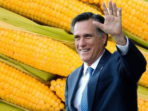 Mitt Romney & the Rise of Monsanto Biotech