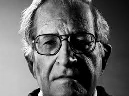 On Noam Chomsky