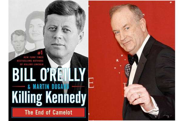 Bill O'Reilly Kills JFK, Again