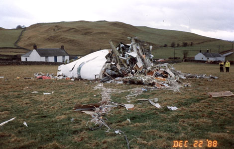The Search for the Truth About Lockerbie Bombing