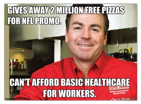 The Recipe Behind the Papa John's Scandal