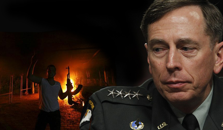 Petraeus Testifies Before Congress Benghazi Benghazi is a GOP Smear Campaign too Ugly for Words