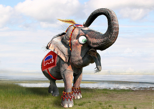 James Howard Kunstler: The GOP is Lost to the Birchers