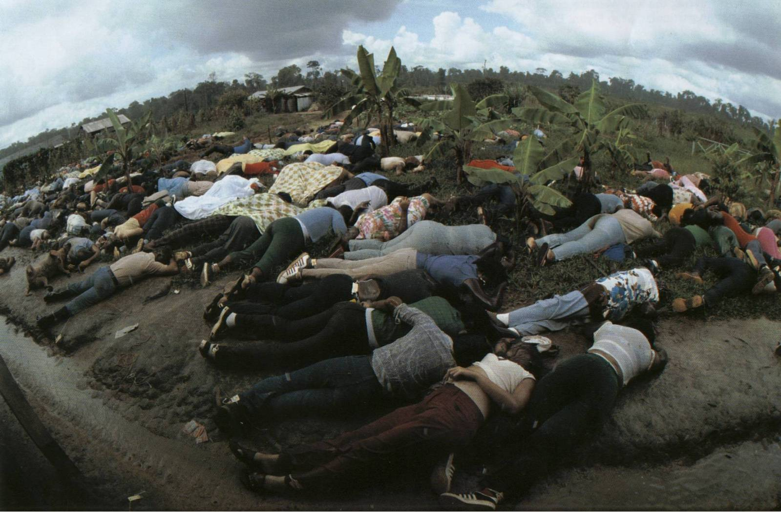 Remember the (CIA) Jonestown Massacre