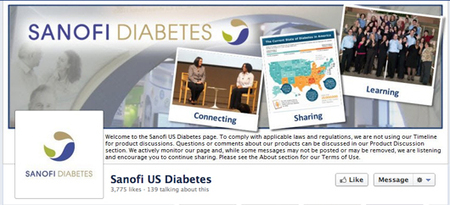 Diabetes and Social Media: Helping Patients or Drug Companies?