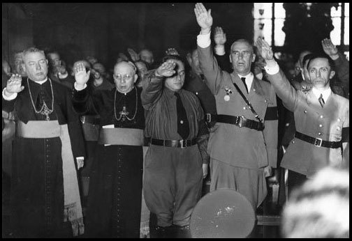 The Army CIC, Nazi Ratlines via the Vatican & the Murder of Edward Hartshorne, Jr.