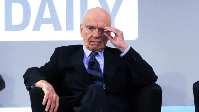 Rupert Murdoch, Big Brother & Press Freedom (re Levenson Inquiry Report on UK Mass Media)