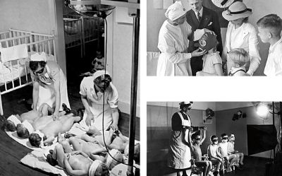 Lebensborn Program Photos: Nazi Nurses Behind 'Super Race Children'