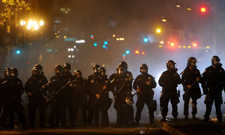 How the FBI Coordinated the Crackdown on Occupy