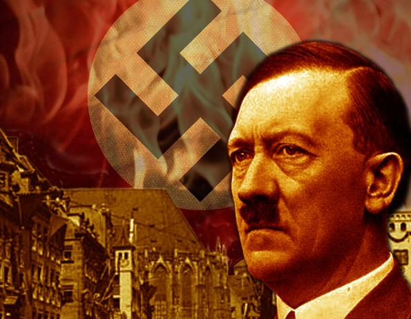 adolf hitler e1357671112245 Hitler's Philosophers (Book Review)