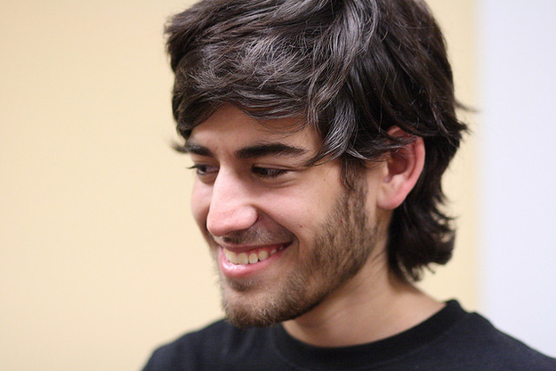 Grief And Anger At Aaron Swartz's Memorial; Prosecutor Linked To Another Hacker's Death