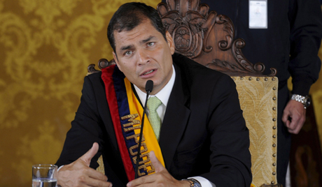 Ecuador: President Rafael Correa was to be Assassinated by CIA Before Elections
