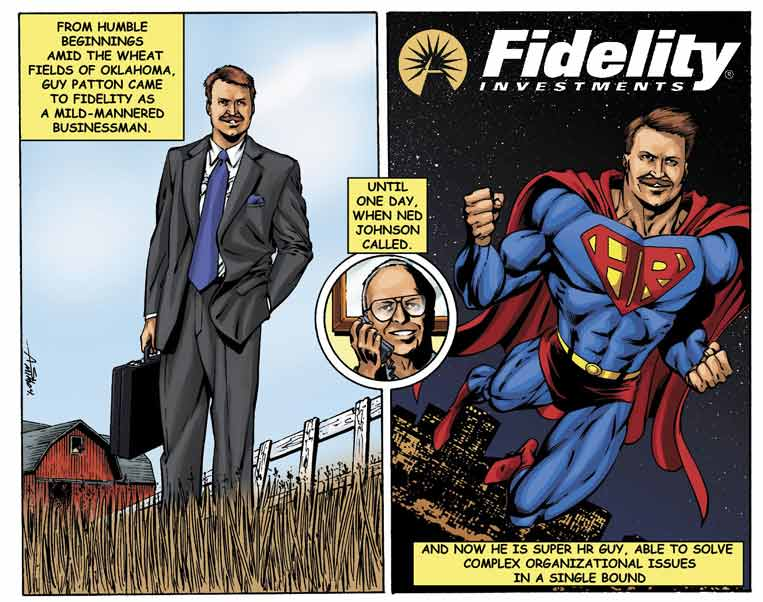 401(k) Investors Sue Fidelity for 'Fiduciary Self-Dealing'