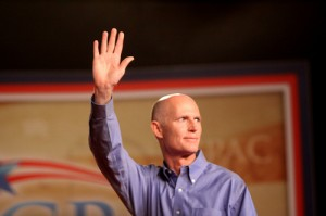 Florida Governor's Budget Boosts Cash for Corporate Welfare