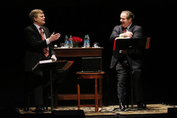 Scalia: The Constitution is 'Dead, Dead, Dead'