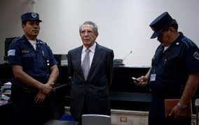 Guatemalan Dictator Rios Montt Stands Trial for Genocide
