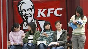 In China, KFC Injected Chickens with Dangerous Hormones