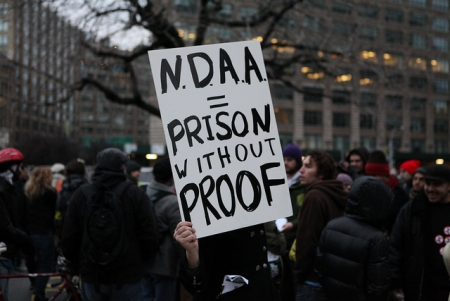 NDAA Bill: Obama Says Goodbye to Freedom and Democracy