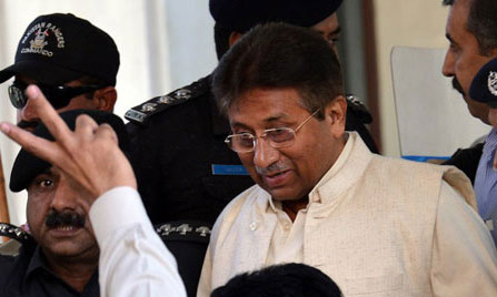 Two Anti-Musharraf Lawyers Kidnapped, Beaten, Dumped