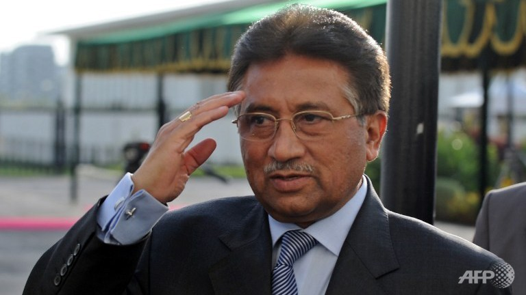 Musharraf in Pakistan Court Over Bhutto killing