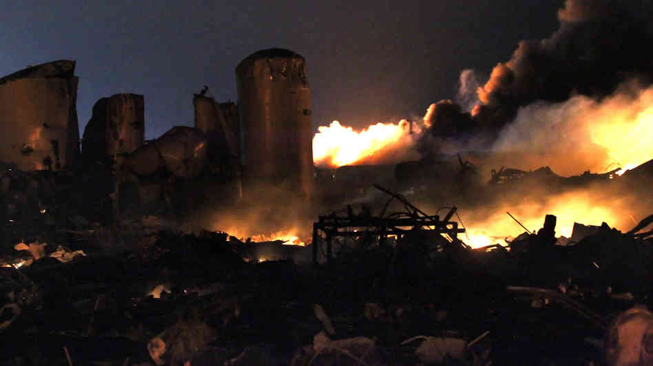 Before the Waco Blast, Fertilizer Company Filed Price-Fixing Lawsuit Against Monsanto