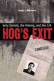 Author Probes a CIA Agent's Death