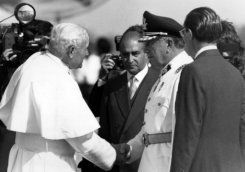 Vatican Said Pinochet Killings were 'Communist Propaganda'