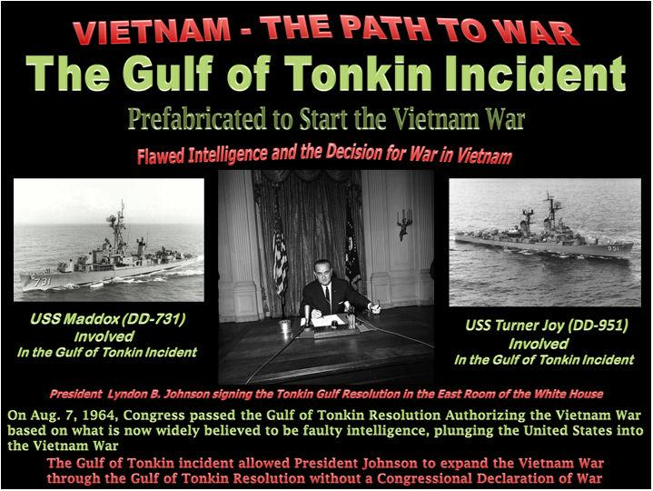 Vietnam War: Only Two Senators Opposed the Gulf of Tonkin Resolution