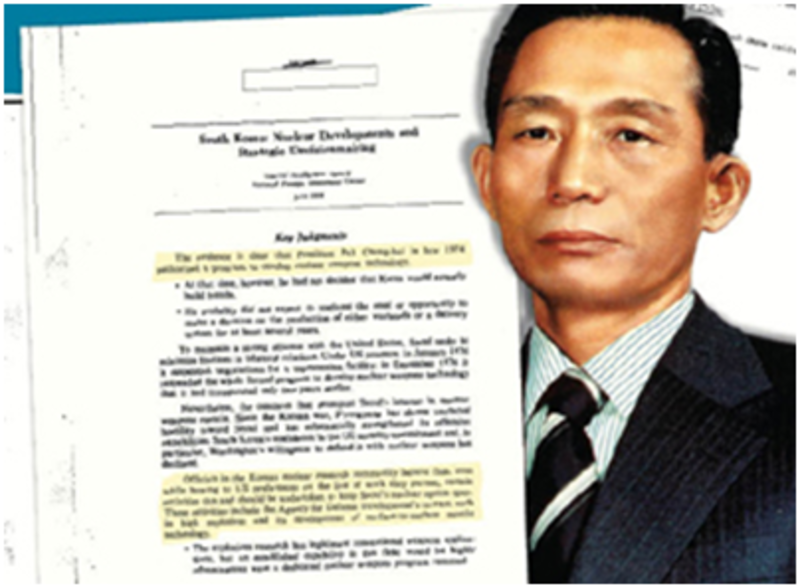 Did the CIA Assassinate S. Korean Premier Park Chung-hee?: Agency Balks at Release of Records