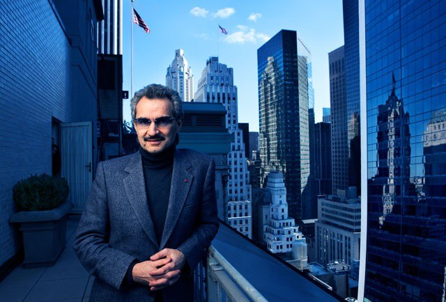 "News Corp. Investor Prince Alwaleed Believes ""Too Much is Made"" of Phone-Hacking Scandal"