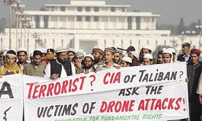 DRONE STRIKES FUELING ANTI-U.S HATRED AS FEAR SPREADS IN MIDDLE EAST