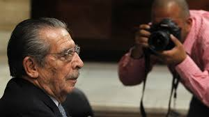 Guatemalan Puppet Dictator Rios Montt Sentenced to 80 Years fior Genocide & Crimes Against Humanity