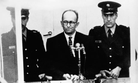 Court: German Intelligence May Hide Eichmann Info