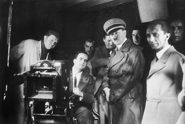 Hollywood's Creepy Love Affair With Adolf Hitler, in Explosive New Detail