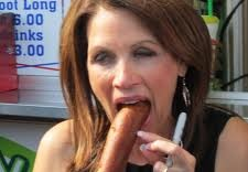 Michelle Bachmann, Under FBI Investigation, Exits Stage Right