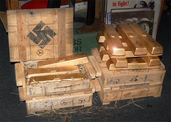 Bank of England Sold Looted Nazi Gold on Behalf of the Reichsbank